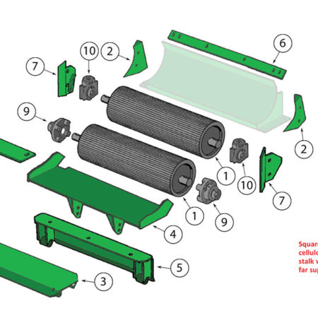 Parts and Schematics for John Deere® Model 6850 | Kooima Company