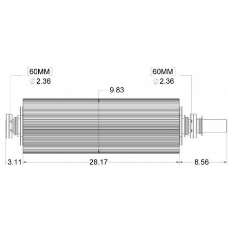 K8600 HPBF S Measurements